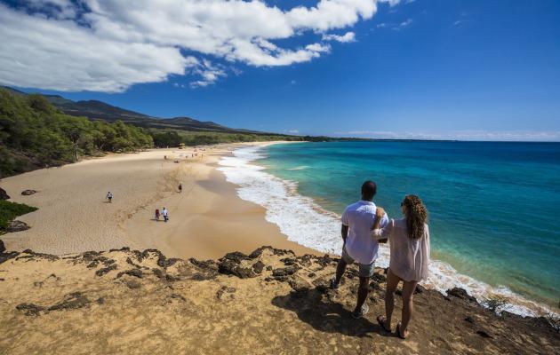 South Maui Featured Beach: Makena Beach