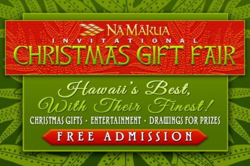na makua invitational christmas gift fair - Best Christmas Gift