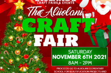 Aliiolani Craft Fair