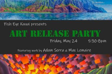 Art Release Party