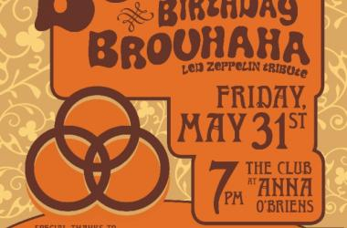 Bonzo's Birthday Brouhaha (7th Annual)