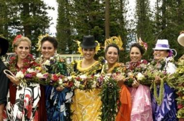 Festivals Of Aloha - Lanai Hoolaulea