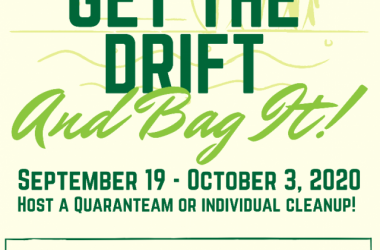 Get The Drift and Bag It!
