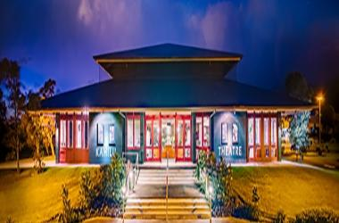 Kahilu Theatre