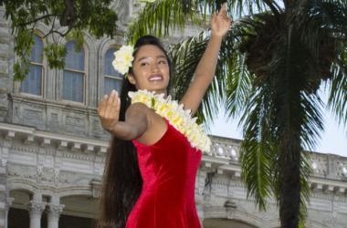I Ulu No Ka Lala I Ke Kumu, the 43rd Annual Prince Lot Hula Festival