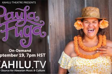 Kahilu. TV - Paula Fuga