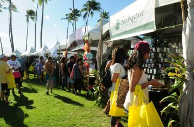 The 6th Annual Made In Maui County Festival, set for November 1 & 2, 2019 at the Maui Arts & Cultural Center, will feature over 140 vendors offering a wide variety of locally made products, plus live entertainment, fashion and talk shows, food trucks, prize drawings, and more.
