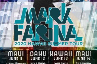 Mark Farina-Hawaii Summer Tour