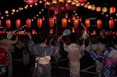 Obon Dance & Festival - Kula Shofukuji Mission