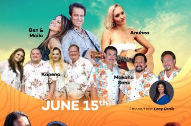 Sea Life Park Sets the Stage for Makapuu Twilight Concert Series 2019