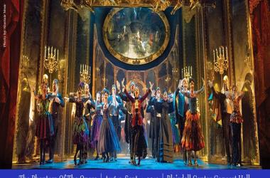 The Phantom of the Opera at the Blaisdell