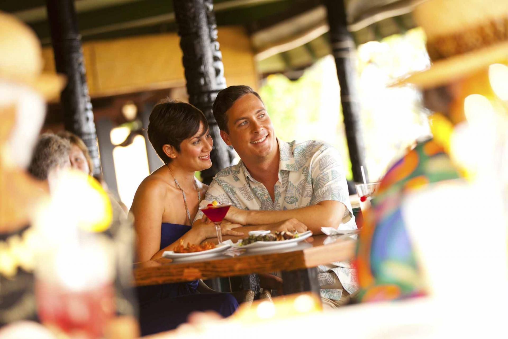Molokai Restaurants
