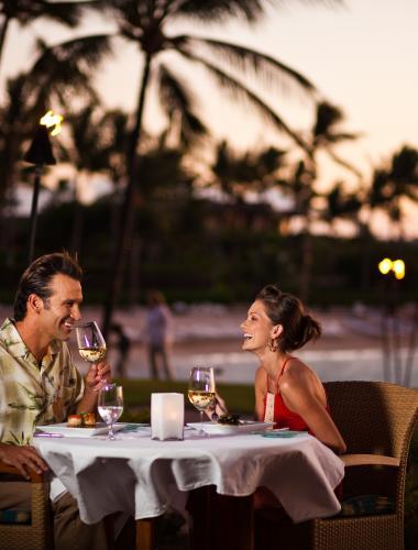 Island of Hawaii Restaurants