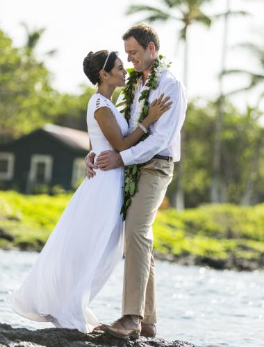Honeymoons on the Island of Hawaii