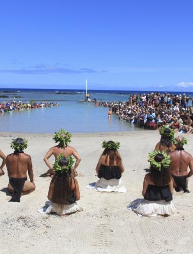 Island of Hawaii Events