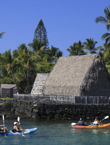 Island of Hawaii Activities