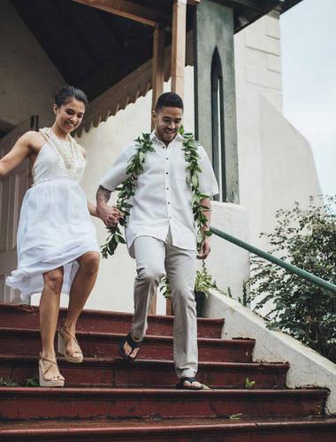 Wedding on Maui