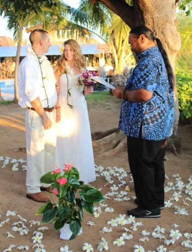 Wedding on Molokai