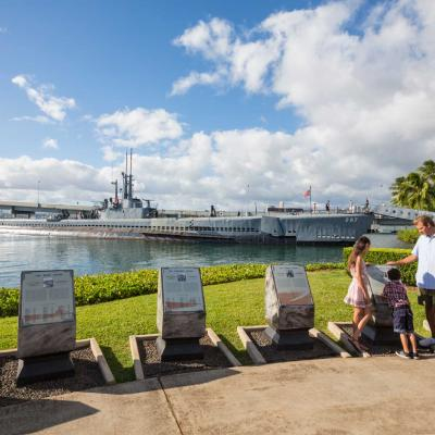 Pearl Harbor Historic Sites on Oahu