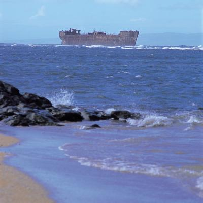 Kaiolohia (Shipwreck Beach)