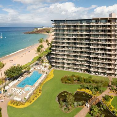 Beachfront accommodations