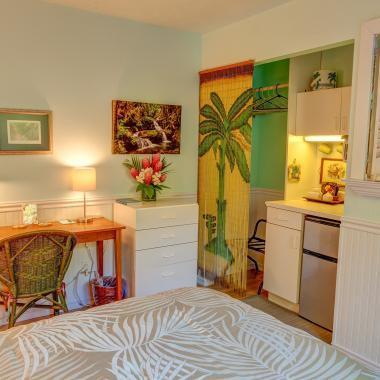 Rainforest suite B&B room