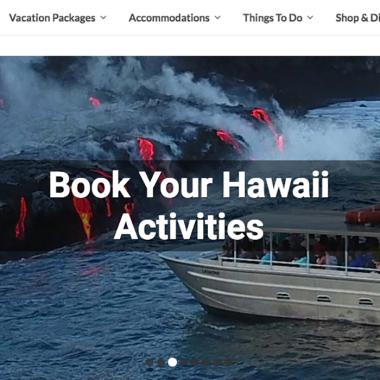 Book Your Activities on Hawaii.com