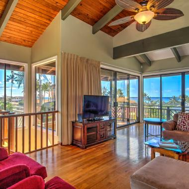 Newly Remodeled Accommodations Just A Short Walk to Poipu Beach