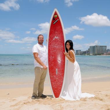 My Hawaii Wedding 1