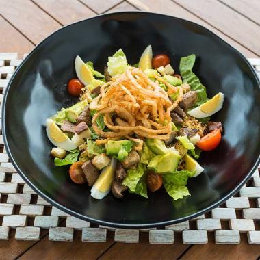 Naupaka Beach Grill Salad