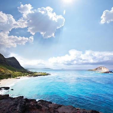 Scenic Oahu