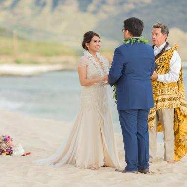 Oahu Wedding Packages on the Beach