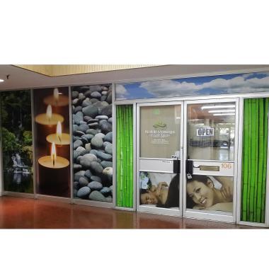 Waikiki Massage and Foot Spa main entrance storefront