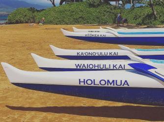 Ko`ie`ie Fishpond Cultural Canoe Tour