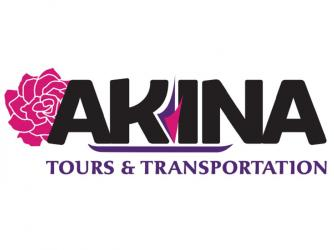 Akina Tours & Transportation Logo