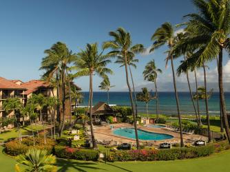 On Maui's Kaanapali Coast