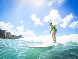 Sunny Surfer