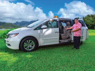 Charley's Taxi Honda Odyssey