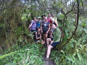 Spiritual Hikes