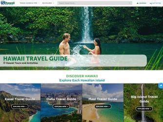Hawaii-Guide homepage