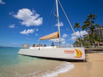 Splashdown at Waikiki Beach