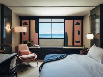 Tropical Mid Century Modern Design