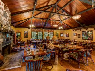 Kilauea Lodge Restaurant