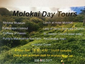 Molokai Day Tour 1