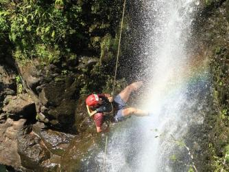 Tropical Forest and Waterfall Tour