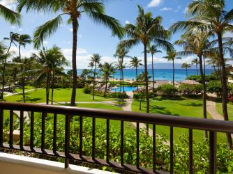 Sheraton Maui View from Anuenue