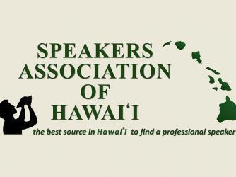 Speakers Association of Hawaii Logo