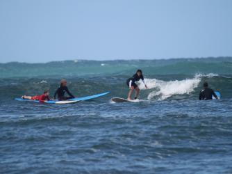 Surf Camps and surf lessons on the North Shore of Oahu