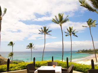 Spago by Wolfgang Puck at The Four Seasons Resort Maui