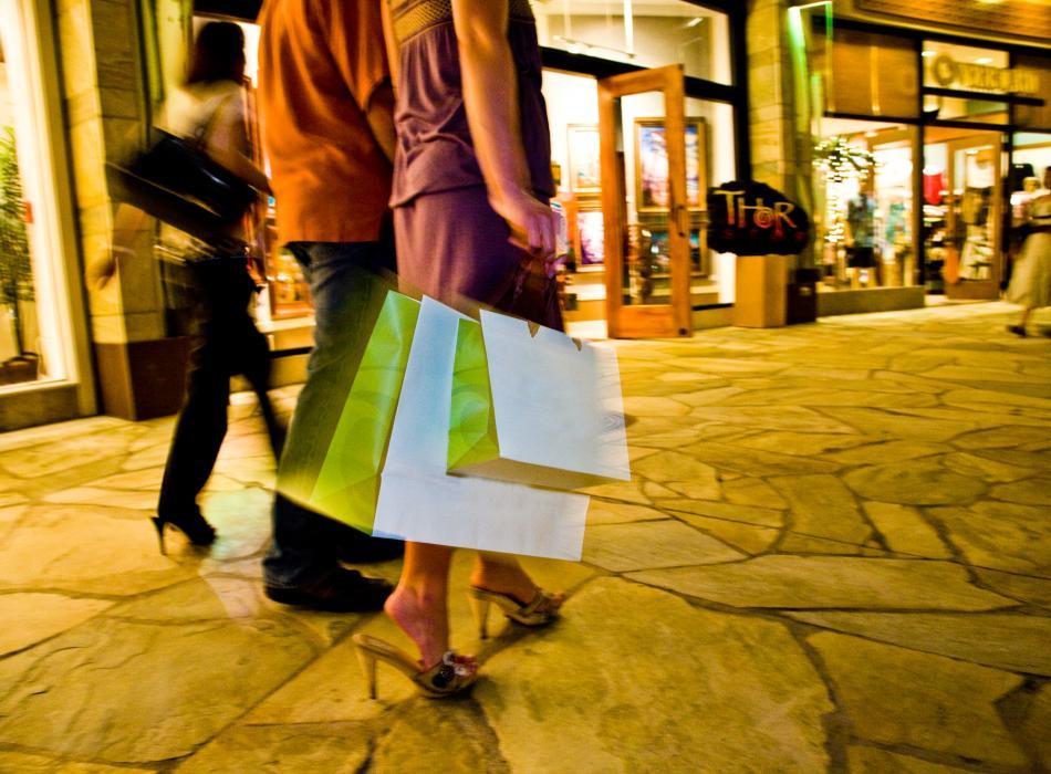 Shopping in Waikiki
